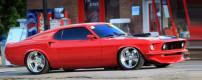 Craig Waltjer's Custom 1969 Mustang GT