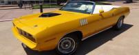 Nash Bridges' 1970 'Cuda for sale