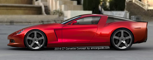 2014 C7 Corvette Concept