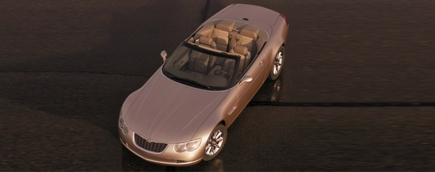 2000 Chrysler 300 Hemi C Convertible Concept
