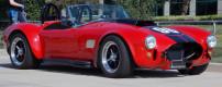Shelby Cobra Pro Tourer