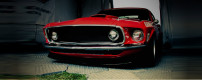 Random snap: low Boss Mustang