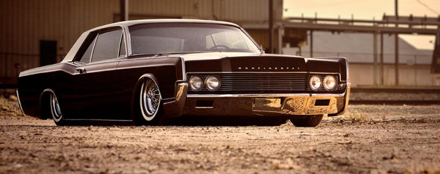Random snap: Lincoln Continental Coupe