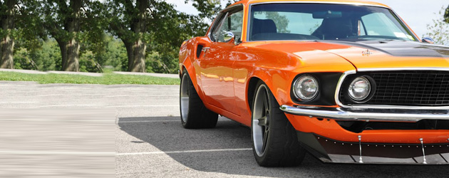 A wild story of one 1969 Mach 1 Mustang