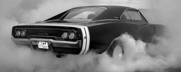 Random snap: 1968 Charger RT