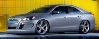 2014 Chevrolet SS Confirmed