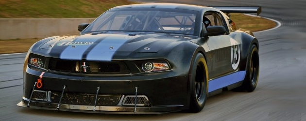 Mustang will compete in 2013 Trans-Am races