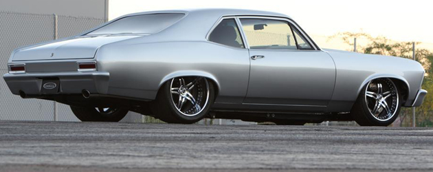Custom 1972 Chevrolet Nova