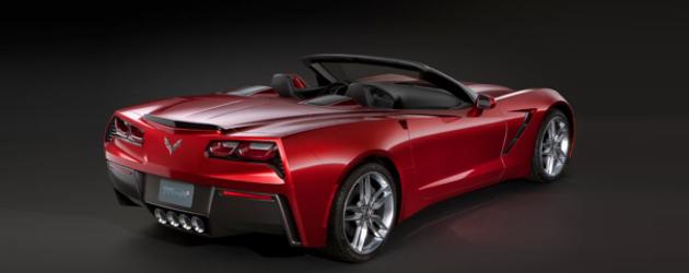2014 Corvette C7 Convertible