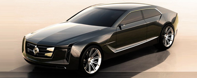 Cadillac C-Ville Luxury Sedan Concept
