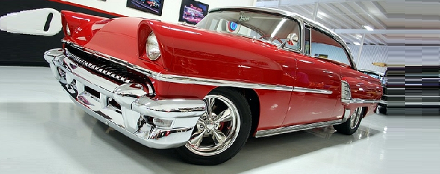 1955 Mercury after $150K investment