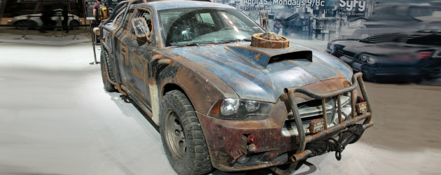Post-apocalyptic Defiance Charger