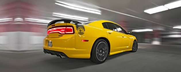 Stings like a bee – the 2013 Dodge Charger