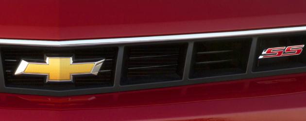 2014 Camaro SS teaser