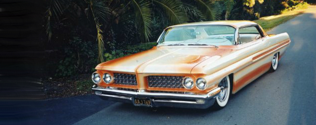 Custom 1962 Pontiac Grand Prix