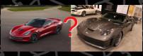 Corvette conspiration theory: 2013 Stingray vs custom 2010 Stingray