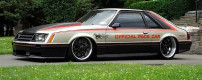 Ultimate Pace car – Custom 1979 Mustang