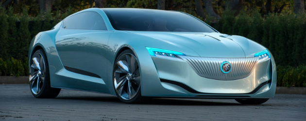 2013 Buick Riviera Coupe Concept