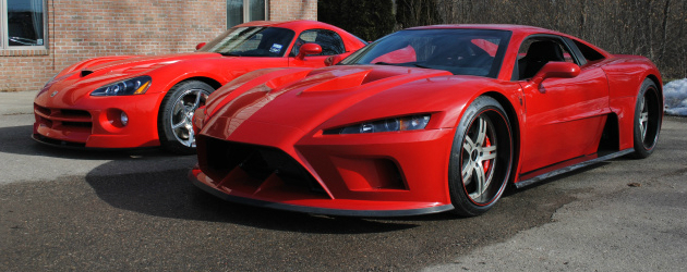 2012 Falcon F7