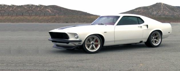 1969 Anvil Mustang