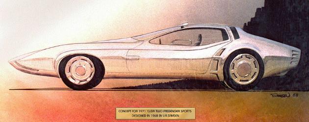 Vintage 'Cuda Concepts