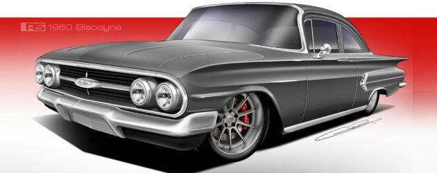 custom 1960 biscayne