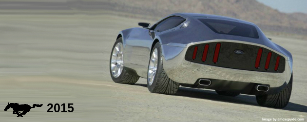 Ford with Cobra and no Shelby for 2015 Mustang