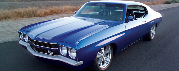 Custom 1970 Chevelle GG
