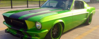 1967  Mustang Fastback by Restomod