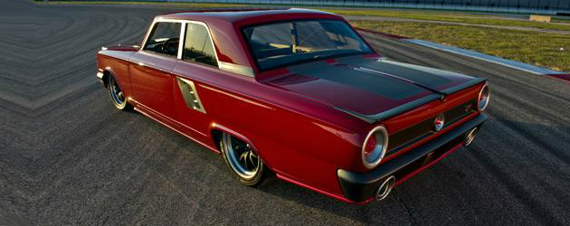Afterburner – 1964 Fairlane
