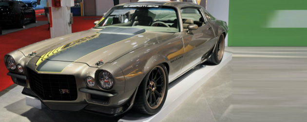 Diversion – 1970 Camaro by Ringbrothers