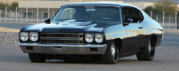 Chevelle 1970 SS by Fesler Built