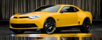Bumblebee Camaro Concept
