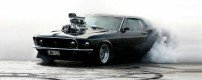Must have muscle cars if you are rich