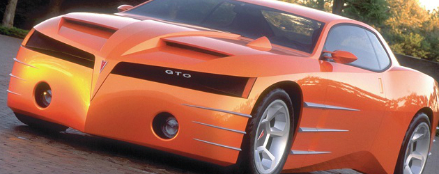 New Pontiac GTO was on its way