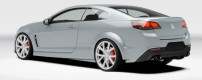 2014 Chevrolet SS Coupe Concept
