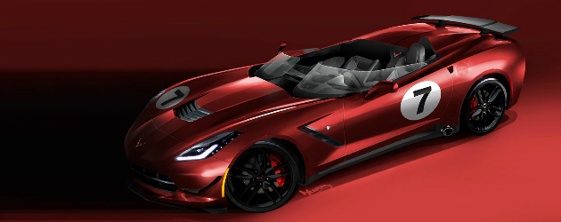 C7 Corvette Stingray Racer
