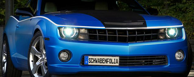 Camaro SS by SchwabenFolia