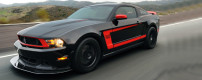 Hennessey HPE650 Supercharged Boss 302 Mustang