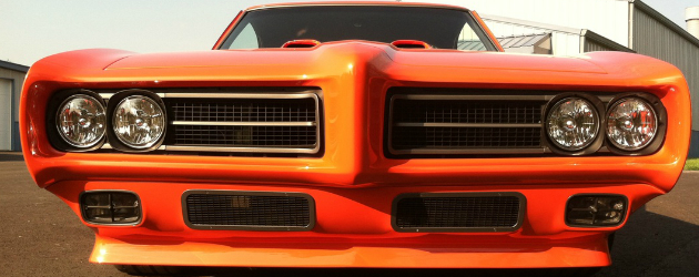 JudgeMENTAL – 1969 GTO Judge
