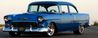 1955 Chevy by the RS