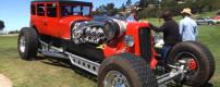 Rodzilla – rod with turbocharged tank engine