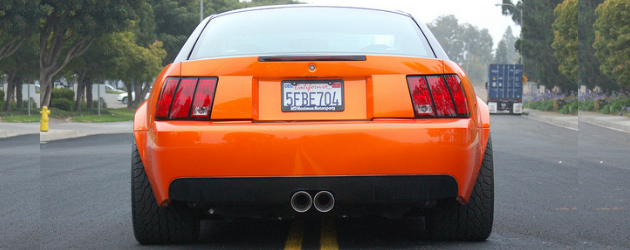 2004 Mustang Targa