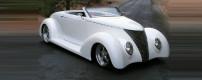 1937 Ford Custom Roadster
