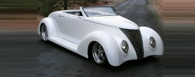 1937 Ford Custom Roadster