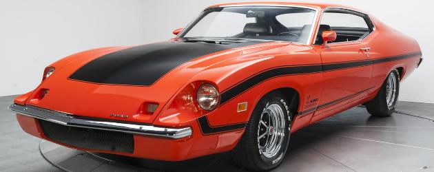 1970 Ford Torino King Cobra 429