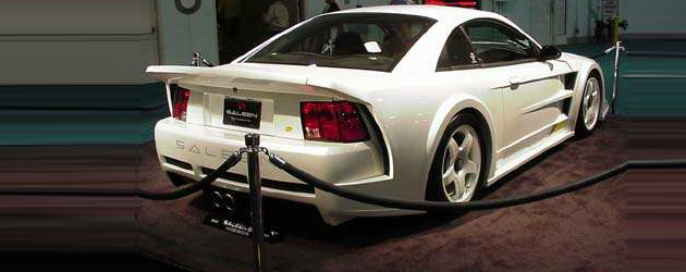 2000 Saleen SR Widebody