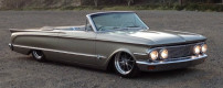 1963 Mercury S-22 Comet Convertible