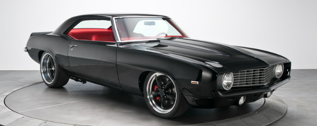1969 Camaro SS Custom