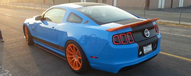 Bojix Design 2013 Mustang GT